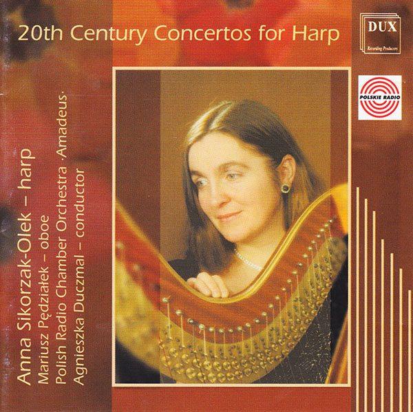 20th Century Concertos for Harp