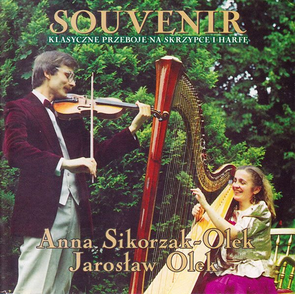 Anna Sikorzak-Olek i Jarosław Olek - Souvenir