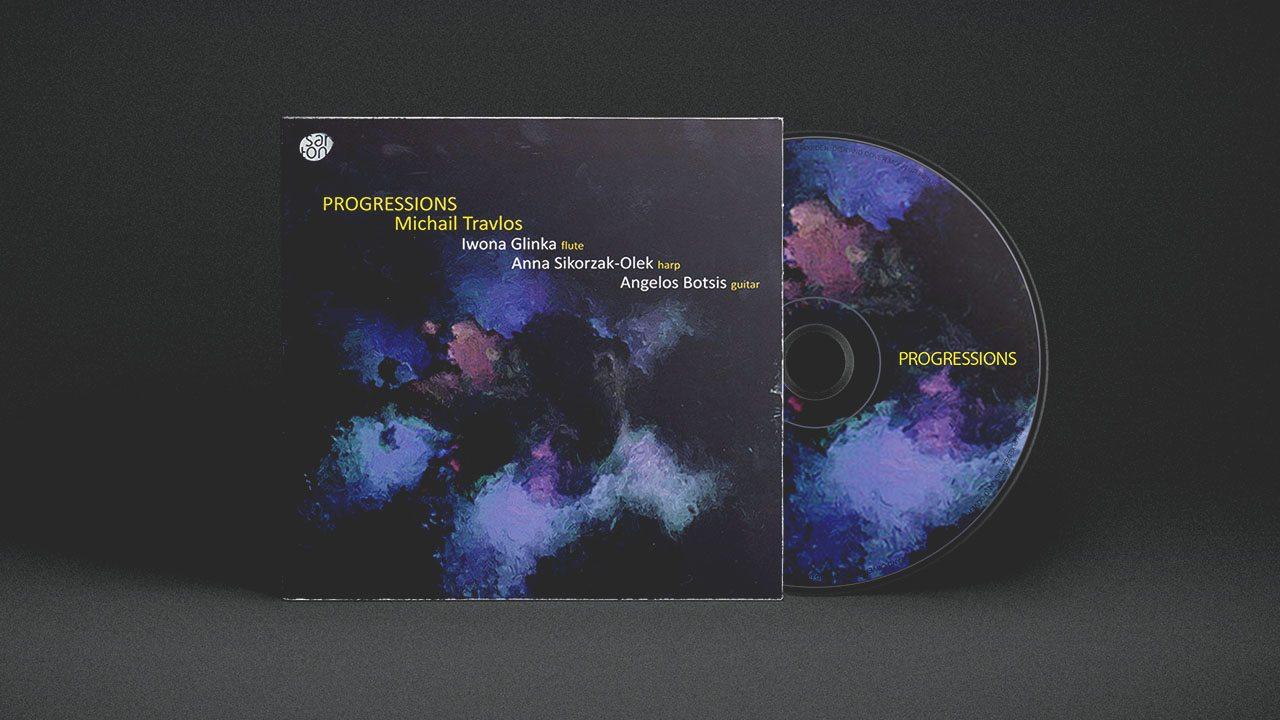 Michail Travlos - Progressions