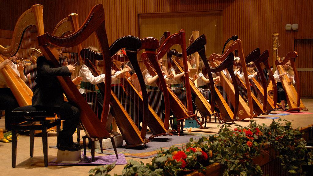 Wiktorska Harp Open