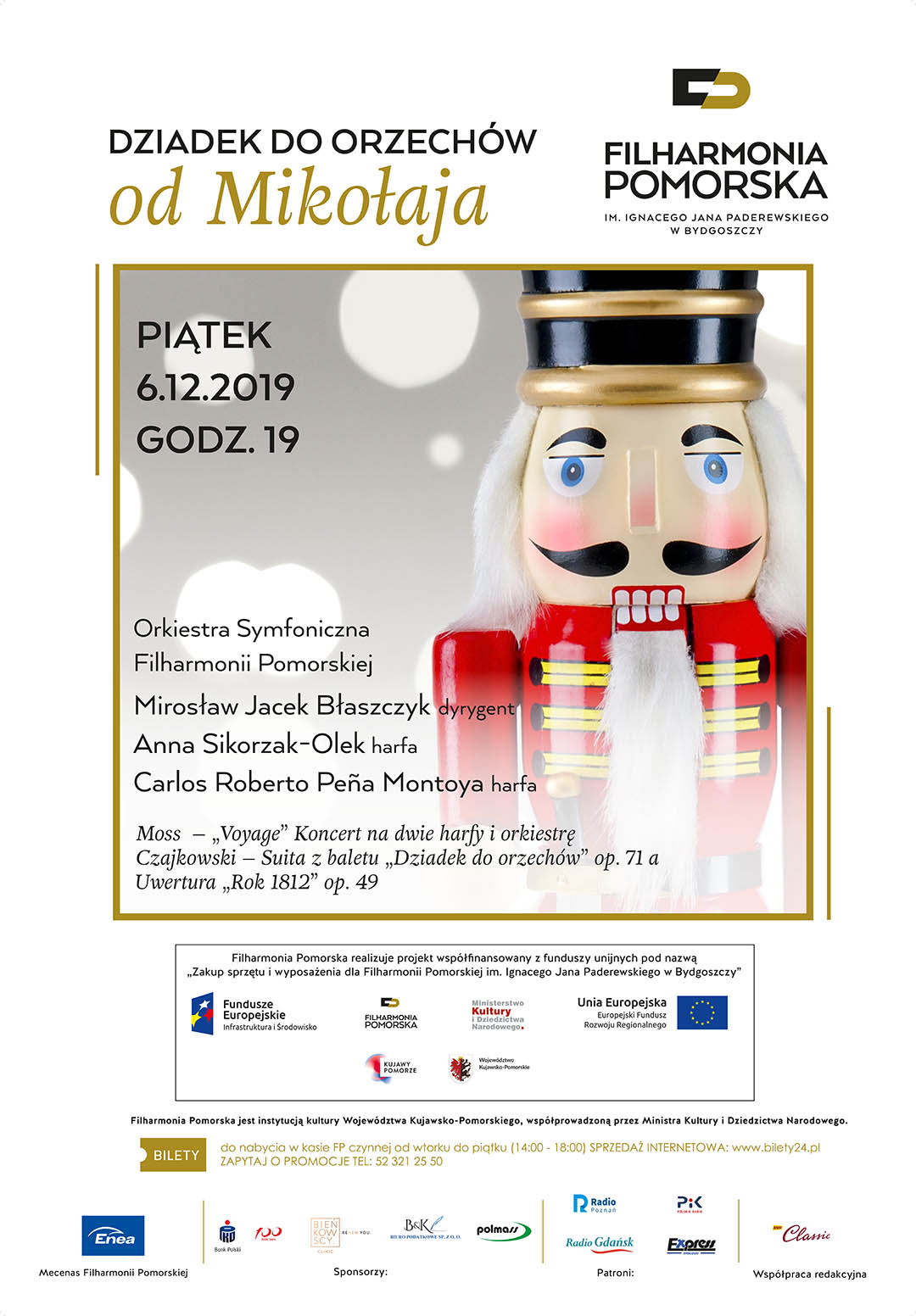 Nutcracker from Santa poster