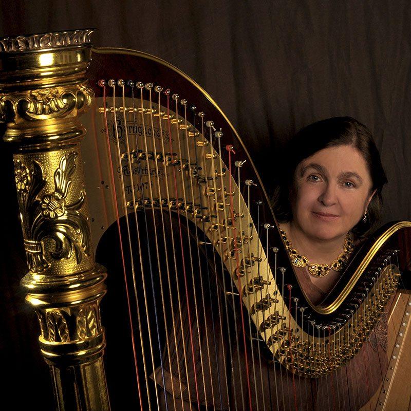 Harfa Klasyczna Anna Sikorzak-Olek