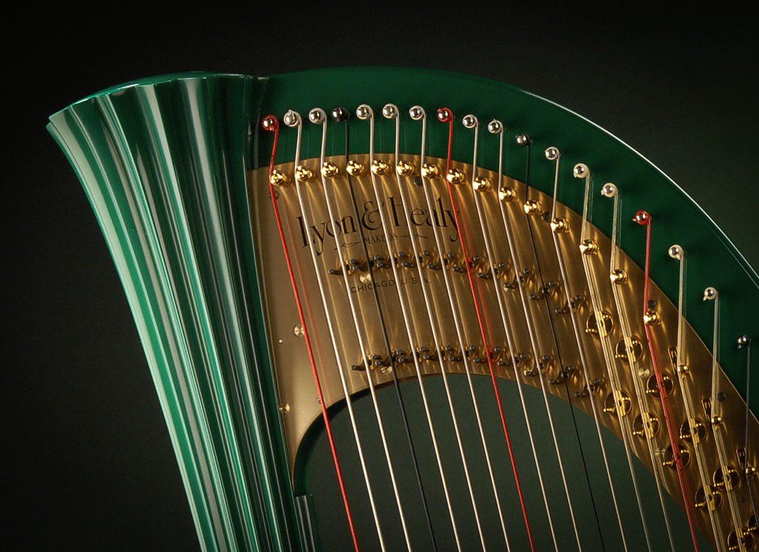 Anna Sikorzak-Olek - Magiczna Harfa