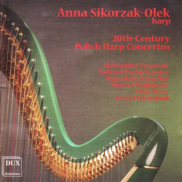 20-th Century Polish Harp Concertos
