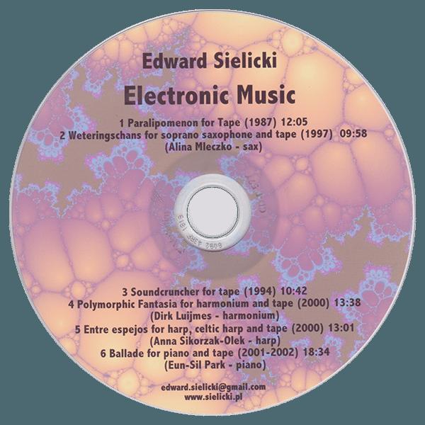 Edward Sielicki - Electronic Music